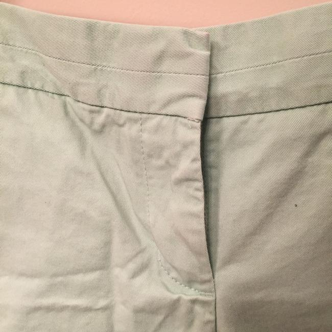 J.Crew Mini/Short Shorts Mint