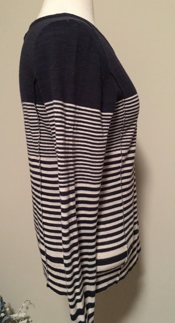 Lucky Brand Striped Lightweight Longsleeve Sweater