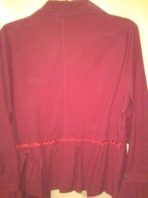 Private Parts Top Red