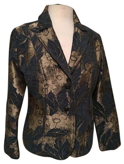 Preload https://img-static.tradesy.com/item/20611246/erin-london-blue-floral-notched-collar-3-button-long-sleeve-heavy-blazer-size-8-m-0-1-650-650.jpg