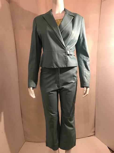 DANIER LEATHERS two-piece suit DANIER LEATHERS two-piece suit