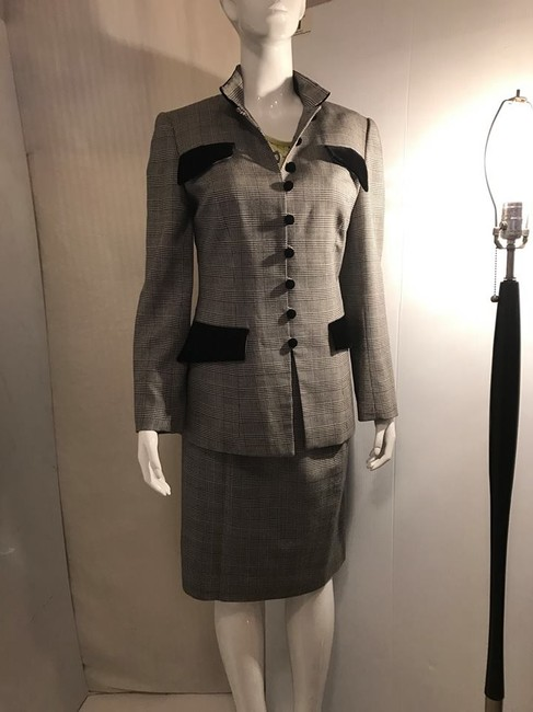 MACKIE two-piece skirt suit MACKIE two-piece skirt suit size 8 Retall $895.00