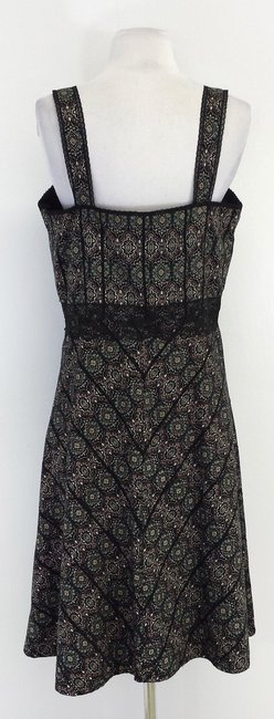 Beth Bowley short dress Multi Color Cotton Sleeveless on Tradesy