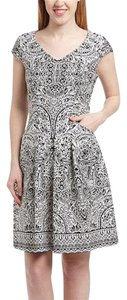 Sandra Darren Fit-and-flare A-line Dress
