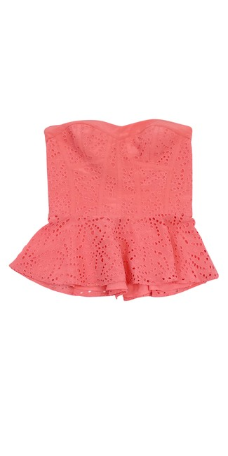 Preload https://img-static.tradesy.com/item/20611543/rebecca-taylor-pink-eyelet-silk-strapless-blouse-size-6-s-0-0-650-650.jpg