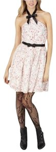 Rodarte for Target Halter Floral Dress