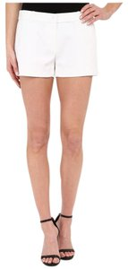 Michael Kors Tailored Structured Shorts White