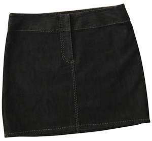Kenneth Cole Mini Skirt Dark blue