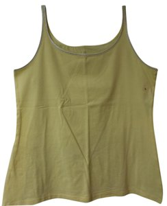 New York & Company Top loaded yellow (380)