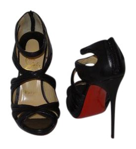 Christian Louboutin Brand New In Box BLACK Sandals