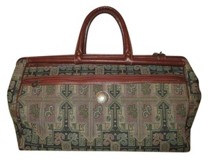 Capezio Vintage Tapestry multi Travel Bag