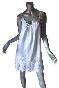 LIV short dress off white on Tradesy
