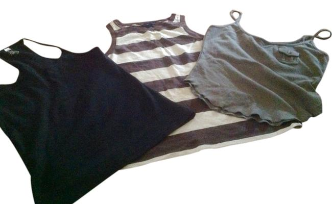 Gap The And Express Bundle Price For Three Top Brown biege, green, black