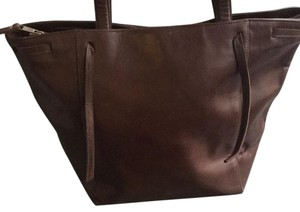 Ghezy bags Tote in brown