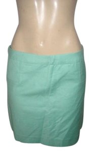 Max Studio Mini Skirt mint