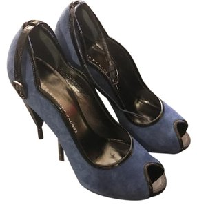 Marc by Marc Jacobs blue Pumps