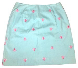 Lilly Pulitzer Skirt blue pink