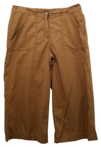 Chico's Capris Brown