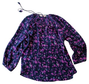 Rebecca Taylor Top purple, pink