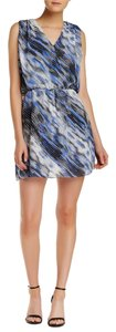 Parker short dress BLUE on Tradesy