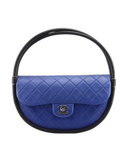 Chanel A66220 Circular Shoulder Bag