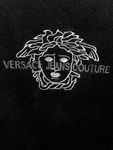 Versace Crewneck Couture Medusa Sweater