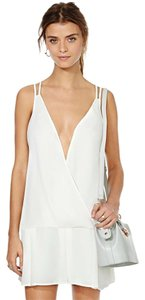 Nasty Gal short dress White Summer Fashion on Tradesy