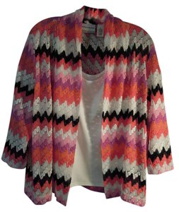 Alfred Dunner Top pink multi