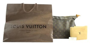 Louis Vuitton Clutch Hobo Bologne Boulone Upcycle Shoulder Bag