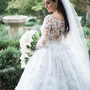 Stephen Yearick Stephen Yearick/ysa Makino Wedding Dress
