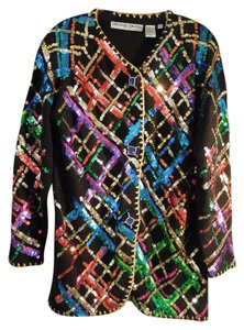 Michael Simon Sequin Sweater
