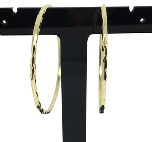 Other 14K Yellow Gold Hoop Earrings