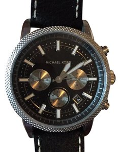 Michael Kors black Michael kors men's watch