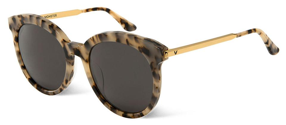 43c64204a7a Gentle Monster Lovesome S3 Gold Sunglasses - Tradesy