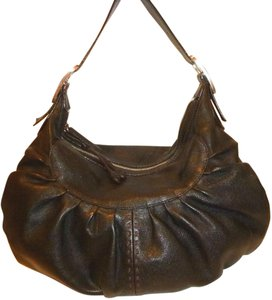 Cole Haan Refurbished Leather Lined X-lg Hobo Bag