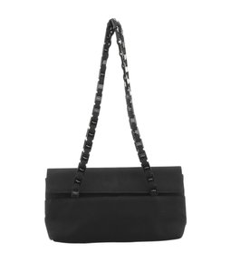 Salvatore Ferragamo Nylon Shoulder Bag