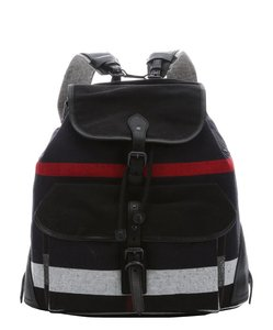 Burberry Check Canvas New Backpack