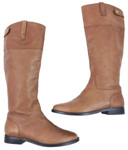 Ralph Lauren Equestrian Riding Collection Brown Boots