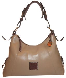 Dooney & Bourke Refurbished Leather X-lg Hobo Bag