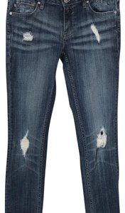 Vigoss Skinny Jeans-Distressed
