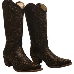 Corral Boots Black/brown Boots
