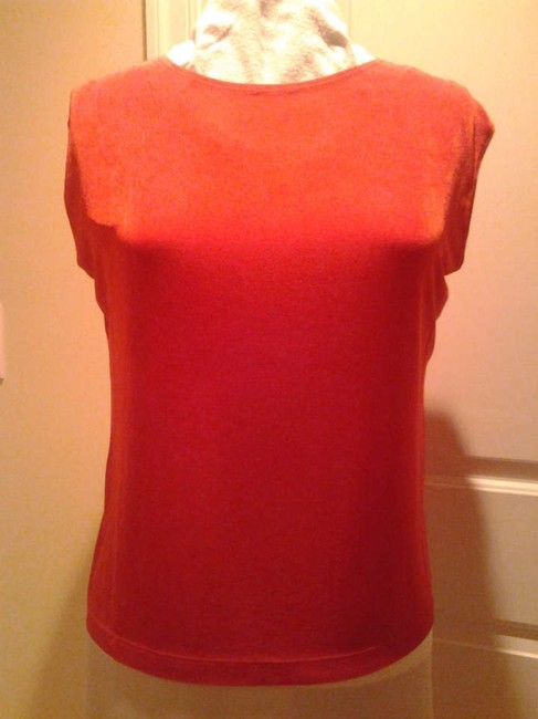 Preload https://item2.tradesy.com/images/coldwater-creek-deep-salmon-travel-knit-shell-blouse-size-16-xl-plus-0x-206146-0-0.jpg?width=400&height=650