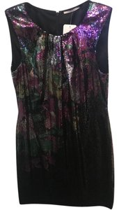Tahari Sparkles Sequin Party Fun Glam Dress