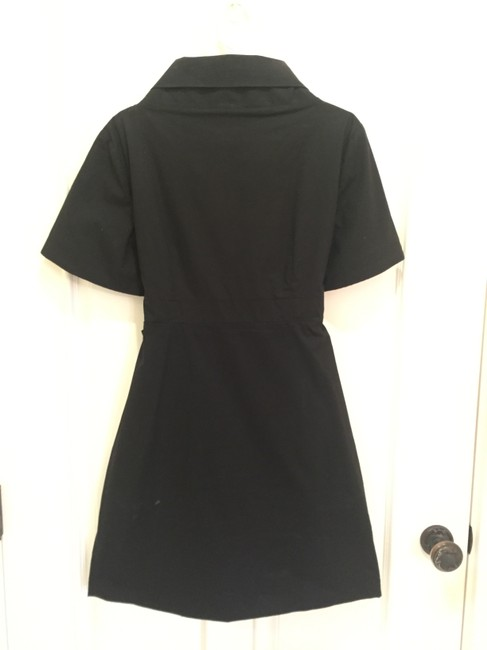 Lorick short dress Black on Tradesy