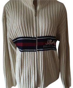 D&G Women's Sweater Size Large White Sweater