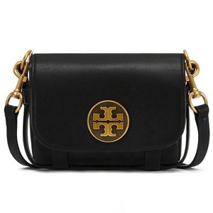 Tory Burch Mini Pebbled Cross Body Bag