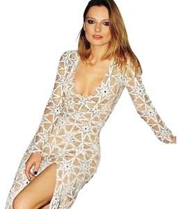 For Love & Lemons And Lace Plunging Night Out Date Night Dress