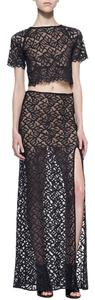 For Love & Lemons And Maxi Skirt Black
