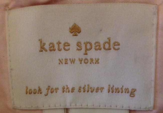 Kate Spade Fit And Flare Strapless Wedding Dress