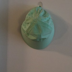 Lululemon Lululemon mint green running hat